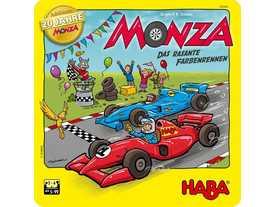 モンツァ・カーレース20周年記念版の画像
