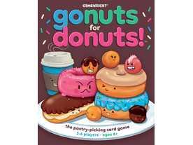 ゴー・ナッツ・フォー・ドーナッツ(Go Nuts for Donuts)