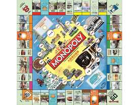 モノポリー:大阪環状線版の画像