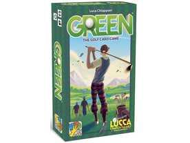 グリーン:ゴルフカードゲーム(GREEN: THE GOLF CARD GAME)