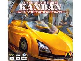カンバン:ドライバーズ・エディション(Kanban: Driver's Edition)