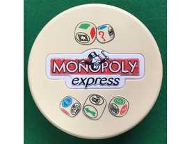 モノポリー・エクスプレスの画像