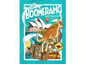 ブーメラン:オーストラリア(Boomerang: Australia)