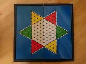 ダイヤモンドゲームの画像