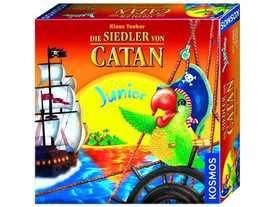 カタンの開拓者たち:ジュニア(Die Siedler von Catan: Junior)