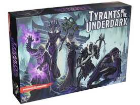 タイランツ・オブ・ジ・アンダーダーク(Tyrants of the Underdark)