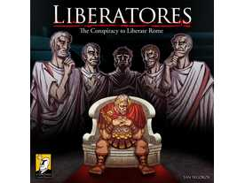解放者:共和制ローマの終焉(Liberatores: The Conspiracy to Liberate Rome)