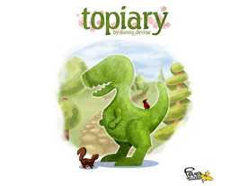 トピアリーの画像