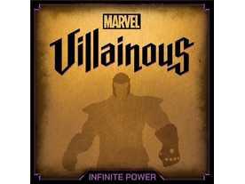 マーベルヴィラナス:インフィニットパワー(Marvel Villainous: Infinite Power)