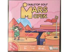 マーズ・オープン:テーブルトップ・ゴルフの画像