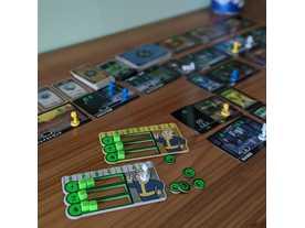 フォールアウト・シェルター:ボードゲームの画像