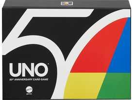 ウノ(UNO) 50周年 プレミアムエディション(UNO 50th ANNIVERSARY CARD GAME)