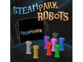 スチームパーク ロボットの画像