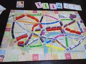 チケットトゥライド:ロンドンの画像
