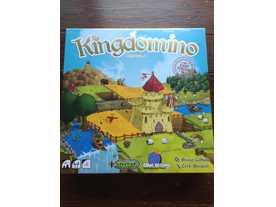 キングドミノ:巨大日本語版(Kingdomino Giant)