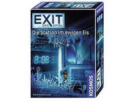 脱出:ザ・ゲーム 北極の調査基地(EXIT: Das Spiel – Die Station im ewigen Eis)