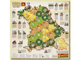 カタンの開拓者たち:バイエルンマップの画像