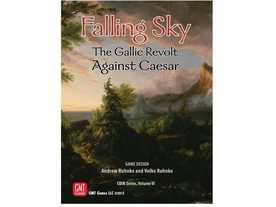 フォーリングスカイ(Falling Sky: The Gallic Revolt Against Caesar)