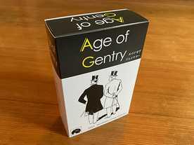 エイジオブジェントリー(Age of Gentry)