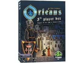 オルレアン:5人用拡張(Orléans: 5th Player Box)
