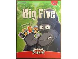 ビッグ・ファイブ(Big Five)