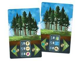 アバブ・アンド・ビロウ:木々の画像