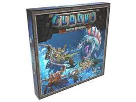 クランク!:深海の財宝(拡張)(Clank! Sunken Treasures)