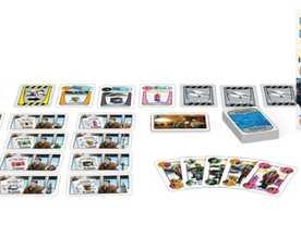 シベリア カードゲームの画像