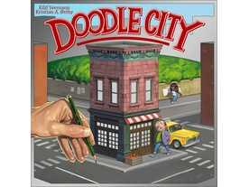 ドゥードゥルシティ(Doodle City)