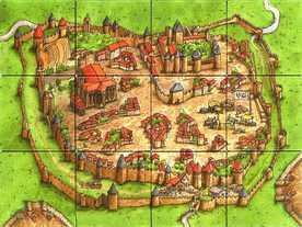 カルカソンヌ:カルカソンヌの伯爵(追加キット4)の画像