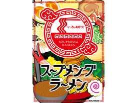 スープメングラーメン(Soupmeng ramen)
