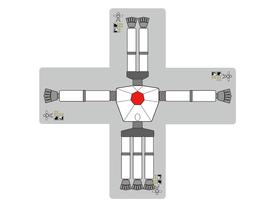 無限合体ロボットの画像