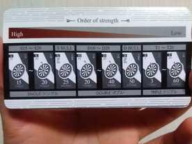 Nice Darts -CardGame of Darts-の画像
