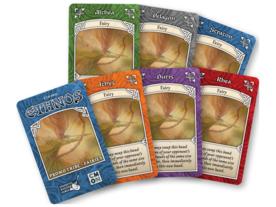 エスノス 部族カード:フェアリー(Ethnos: Promo Tribe – Fairies)