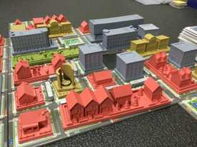 ビッグシティ:20周年記念版 拡張セットの画像