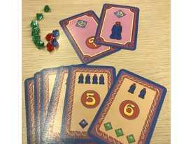 バザリ:カードゲームの画像