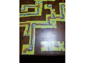 水道管ゲームの画像
