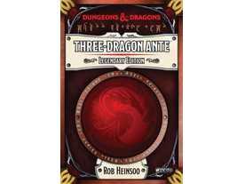 スリードラゴン アンティ レジェンダリーエディション(Three-Dragon Ante: Legendary Edition)