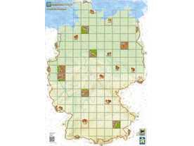 カルカソンヌ・マップ:ドイツの画像