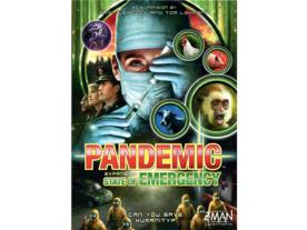パンデミック:緊急事態宣言の画像