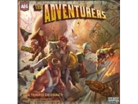アドベンチャラーズ:チックの神殿(The Adventurers: The Temple of Chac)