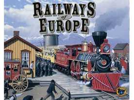 ヨーロッパの鉄道の画像