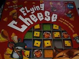 空飛ぶチーズ / フライングチーズの画像