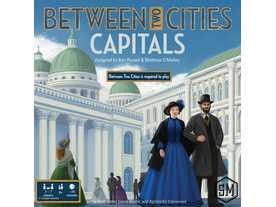 ふたつの街の物語:キャピタルズ(Between Two Cities: Capitals)