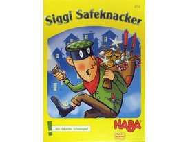 金庫破りのジギ(Siggi Safeknacker)