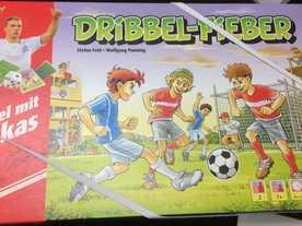 ドリブルサッカーの画像