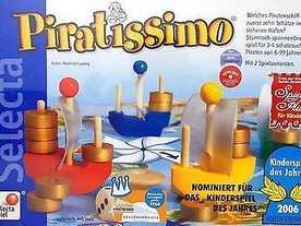 パイレーツゲーム(Piratissimo)