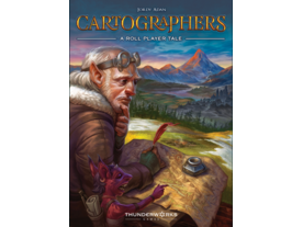 カートグラファー(Cartographers: A Roll Player Tale)