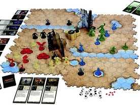 マジック:ザ・ギャザリング:アリーナ・オブ・ザ・プレーンスウォーカーズ・ゲームの画像