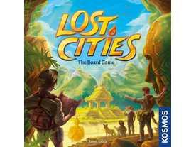 ロスト・シティ:ボードゲーム(Lost Cities: The Board Game)